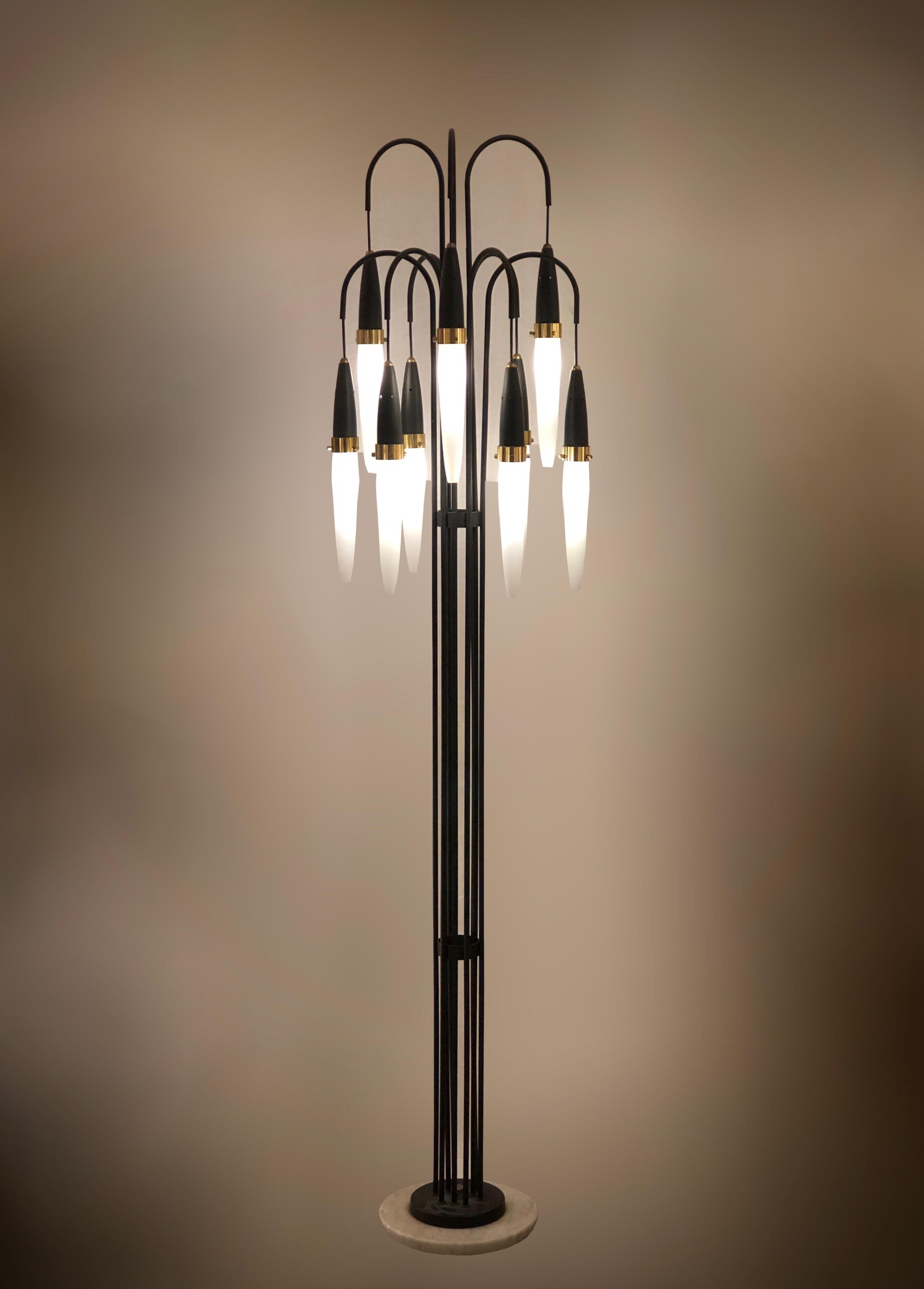 FLOOR LAMPS – Vincenzo Caffarella